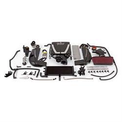 Edelbrock 15900 E-Force Street Legal Kit Supercharger System, 6.2L LS3