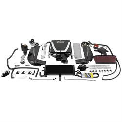 Edelbrock 15910 E-Force Supercharger Street Legal Kit, Chevy 6.2L LS3