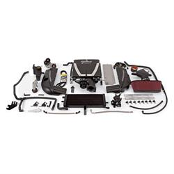 Edelbrock 15930 E-Force Supercharger Street Legal Kit, Chevy 6.0L