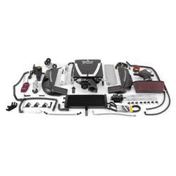 Edelbrock 1594 E-Force C-6 Corvette Supercharger System Kit, 6.0L