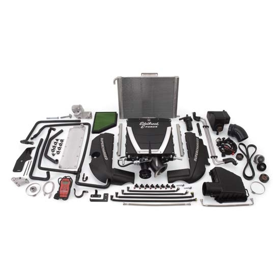 Edelbrock 1597 E-Force Camaro SS Supercharger System Kit, 6.2L