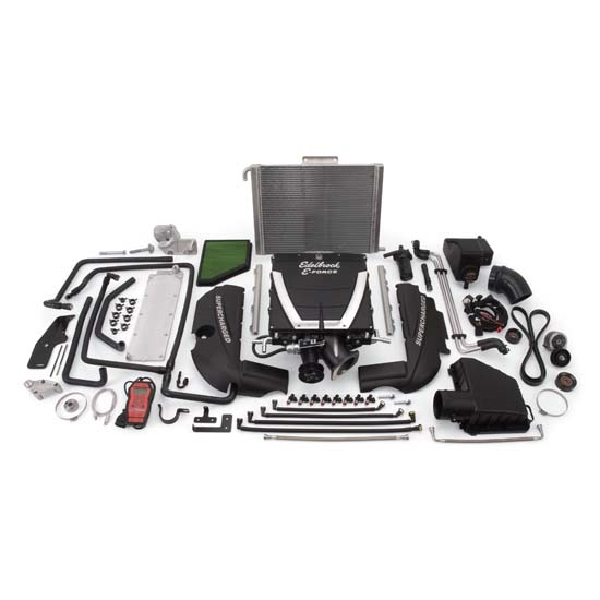 Edelbrock 1598 E-Force Camaro SS Supercharger System Kit, 6.2L
