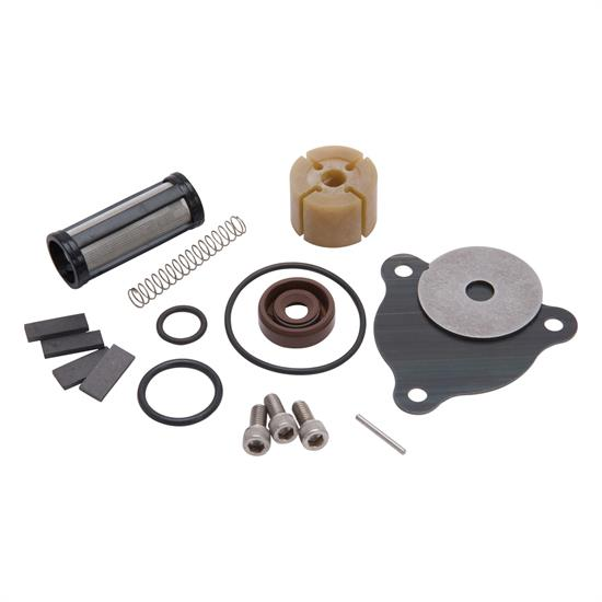 Edelbrock 178050 Electric Fuel Pump Rebuild Kit, 120 gph