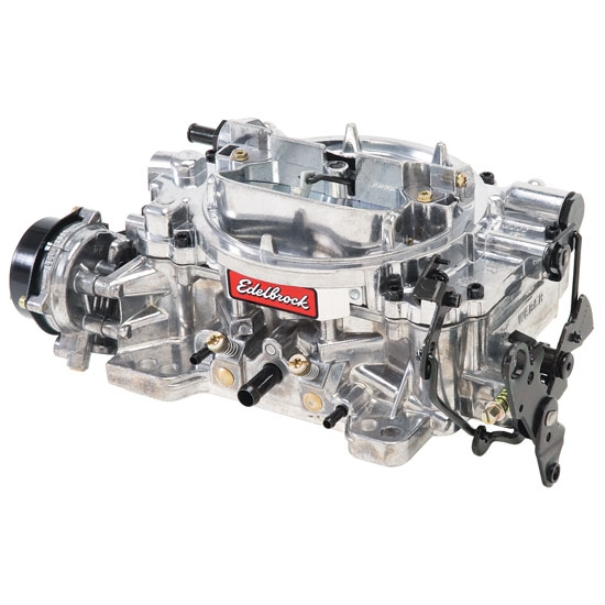 Edelbrock 1801 AVS 4 Barrel Carburetor, 500 CFM, Electric Choke