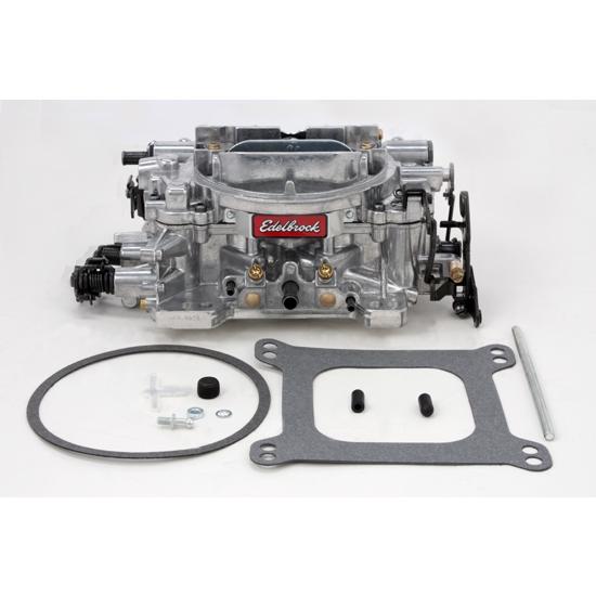 edelbrock 1805 thunder series avs 650 cfm 4 barrel carburetor manual rh speedwaymotors com Edelbrock 1826 Edelbrock Installation