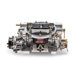 Edelbrock 1903 AVS2 Series Dual-Quad Carb,500 CFM,Electric Choke
