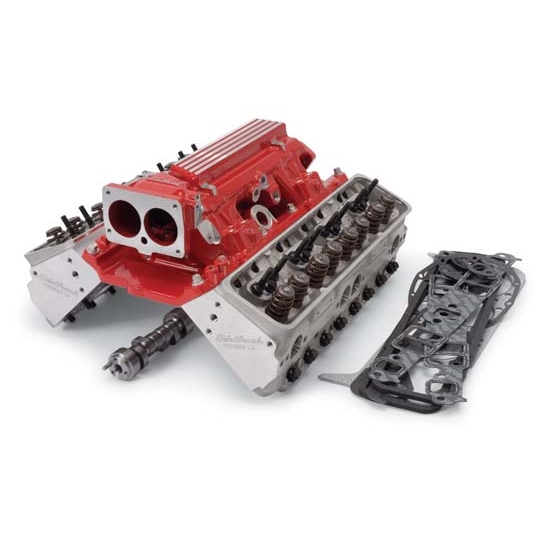 Edelbrock 2019 Power Package Top End Engine Kit, Chevy 5.7L
