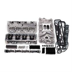Edelbrock 2022 Power Package Top End Engine Kit, Chevy