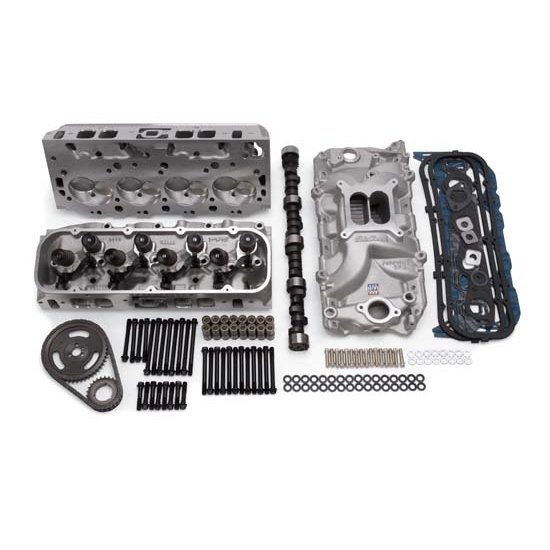 Edelbrock 2024 Power Package Top End Engine Kit, Big Block Chevy