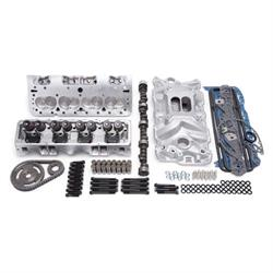 Edelbrock 2038 Power Package Top End Engine Kit, Chevy 5.7L/350