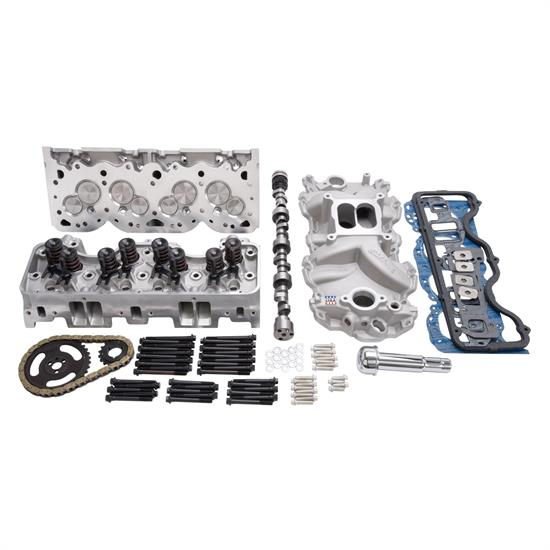 Edelbrock 2039 Power Package Top End Kit, Chevy