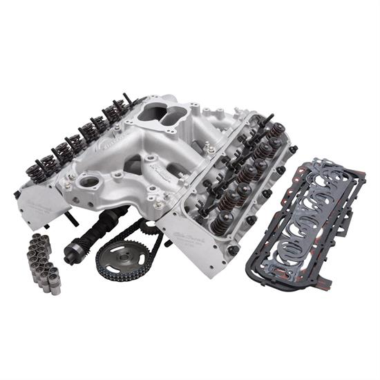 Edelbrock 2045 Power Package Top End Kit, Ford