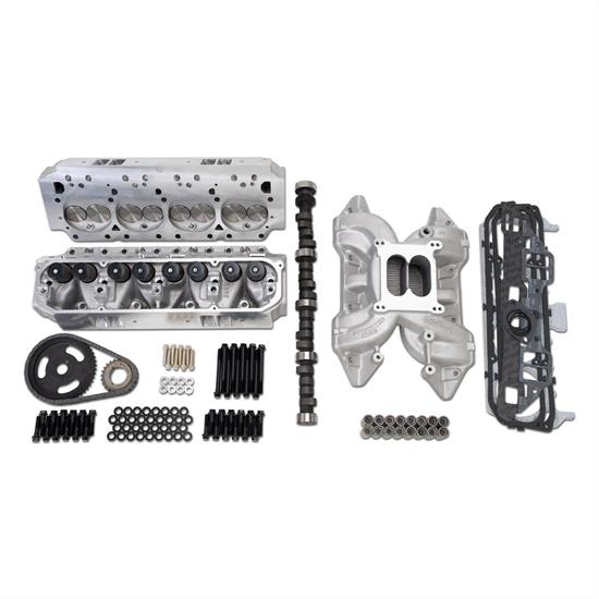 Edelbrock 2086 Power Package Top End Engine Kit, Mopar 383