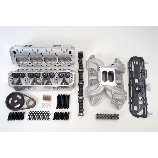 Edelbrock 2087 Power Package Top End Engine Kit, Mopar 440