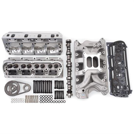 Edelbrock 20914 Power Package Top End Engine Kit, Ford 289,302