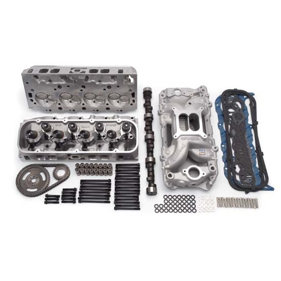 Edelbrock 2095 Power Package Top End Engine Kit, Big Block Chevy