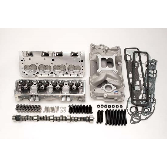 Edelbrock 2098 Power Package Top End Engine Kit, Chevy 5.7L