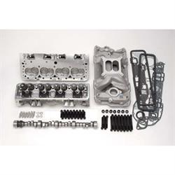 Edelbrock 2099 Power Package Top End Engine Kit, Small Block Chevy