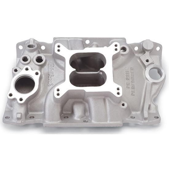 Edelbrock 21111 Performer Intake Manifold, Chevy 4.3L V6