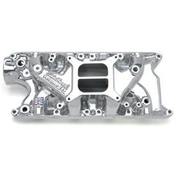 Edelbrock 21211 Performer Intake Manifold, Polished,  Ford 260,289,302
