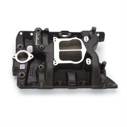 Edelbrock 21563 Performer Intake Manifold, Aluminum, Pontiac