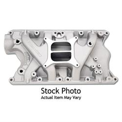 Edelbrock 21811 Performer Intake Manifold, Polished, Ford 351W