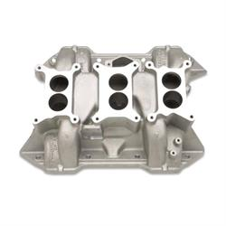 Edelbrock 2475 Chrysler 6-Packs Intake Manifold, RB Big Block