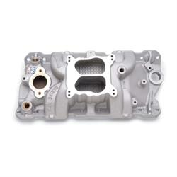 Edelbrock 2504 Performer RPM Marine Intake Manifold,Small Block Chevy