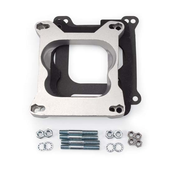 Edelbrock 2691 Performer Series Carburetor Adapter, 0.750 Inch