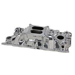 Edelbrock 27014 Performer EPS Chevy Intake Manifold-Endurashine Finish