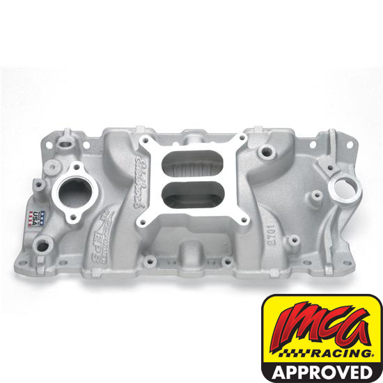 Edelbrock 2701 Performer EPS SBC 350 Small Block Chevy ...
