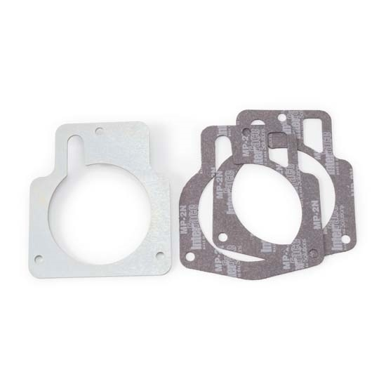 Edelbrock 2737 Throttle Body Adapter Plate, LS1 to 90mm