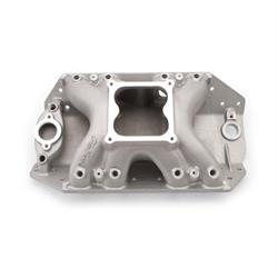 Edelbrock 28015 Big Victor Spread-Port Intake Manifold, BB Chevy
