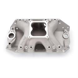 Edelbrock 28055 Big Victor Spread-Port Intake Manifold, Chevy