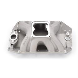Edelbrock 2806 Big Victor Spread-Port Intake Manifold, Chevy