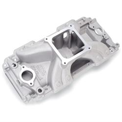 Edelbrock 28070 Victor 454 Large Oval Port Intake Manifold,, BB Chevy