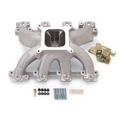 Edelbrock 28095 Super Victor EFI Intake Manifold, Chevy 5.7/6.0L
