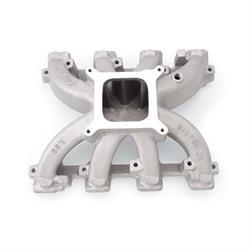 Edelbrock 28457 Victor Jr. Intake Manifold, Chevy LS3/L92/L76