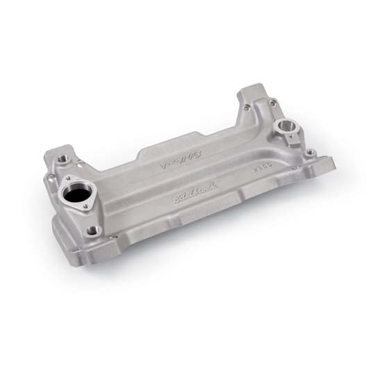 Edelbrock 2856 Spider Intake Manifold Lifter Valley Coolant Plate