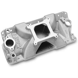 Edelbrock 2900 Victor Jr. Series Intake Manifold, Small Block Chevy