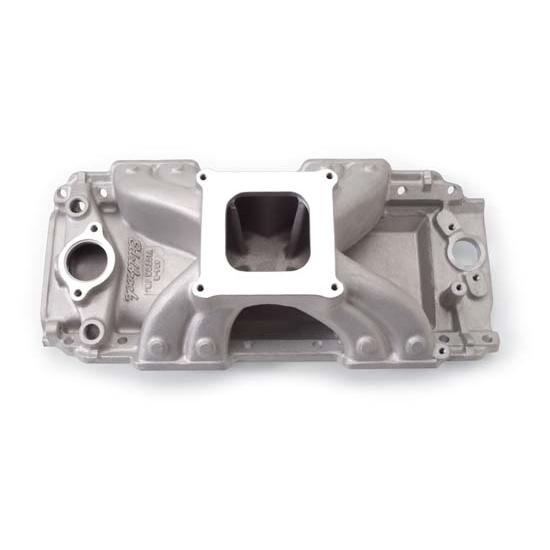 Edelbrock 29020 Victor Jr. 454-R Intake Manifold, Big