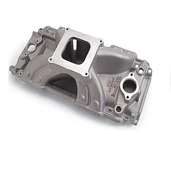 Edelbrock 29021 Victor Jr. 454-R Intake Manifold, Big
