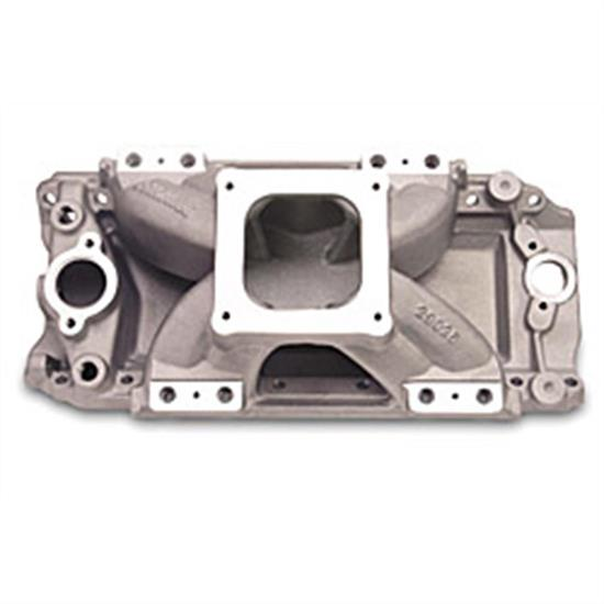 Edelbrock 290251 Victor Jr  454-R EFI Intake Manifold,Big Block Chevy
