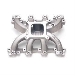 Edelbrock 29085 Victor Jr. LS1 EFI Intake Manifold, Chevy 5.7L/6.0L LS