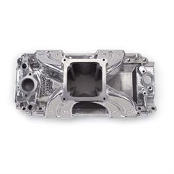Edelbrock 29091 Victor 454-O Intake Manifold, Big Block Chevy