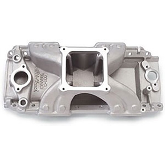Edelbrock 29111 Victor 454-TD Intake Manifold, Chevy 366,427