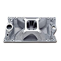 Edelbrock 29131 Super Victor Series Intake Manifold, Chevy 5.7L