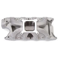 Edelbrock 29211 Victor Jr. Intake Manifold, Ford 4.7/5.0L