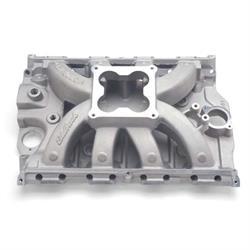 Edelbrock 2937 Victor Intake Manifold, Big Block FE Ford
