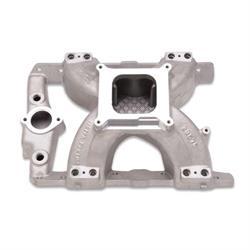 Edelbrock 29575 Super Victor EFI Intake Manifold, Pontiac 389-455